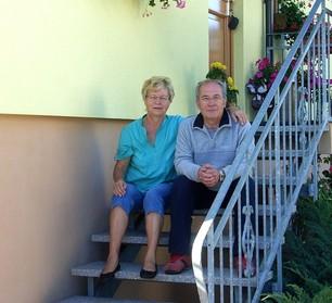 Angelika und Fritz Fiebig